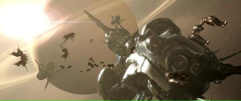 Space Siege - Intro-Trailer