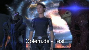 Mass Effect (PC) - Test