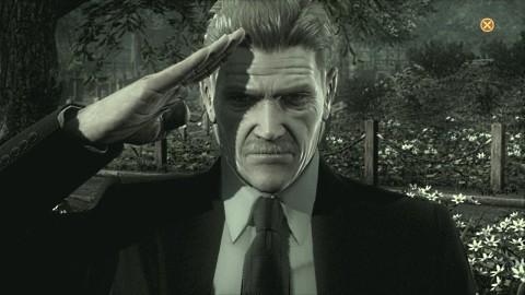Metal Gear Solid 4 - Szenen aus den ersten 60 Minuten