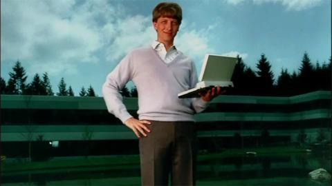 Microsoft verabschiedet sich von Bill Gates und feiert sich selbst