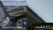 X-Plane 9 - Test