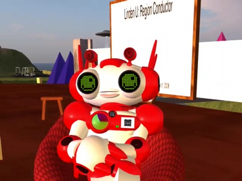 Across the Metaverse - IBM und Linden Lab