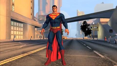 DC Universe Online - E3-Trailer