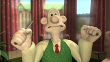 Wallace and Gromit's Grand Adventure - Teaser