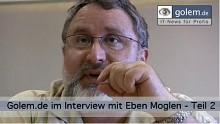 Golem.de im Gespräch mit Eben Moglen 2