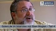Golem.de im Gespräch mit Eben Moglen 4