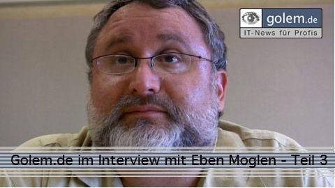 Golem.de im Gespräch mit Eben Moglen 3