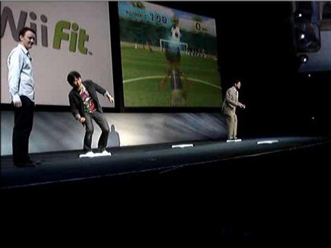E3 Wii Fit - Miyamoto vs. Fils-Amie