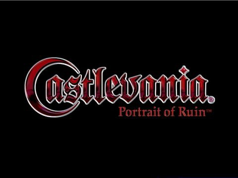 Castlevania Portrait of Ruin - Trailer