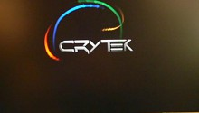 Cryengine2 - Video von der GDC 2007 (Handycam)