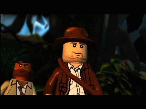 Lego Indiana Jones - erster Trailer